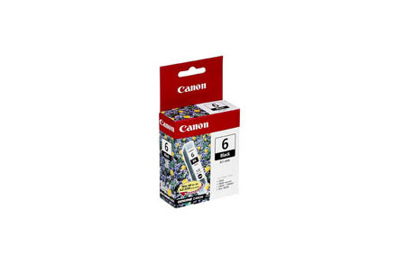 Original Canon BCI-6BK 4705A003AA Ink Tank Cartridge