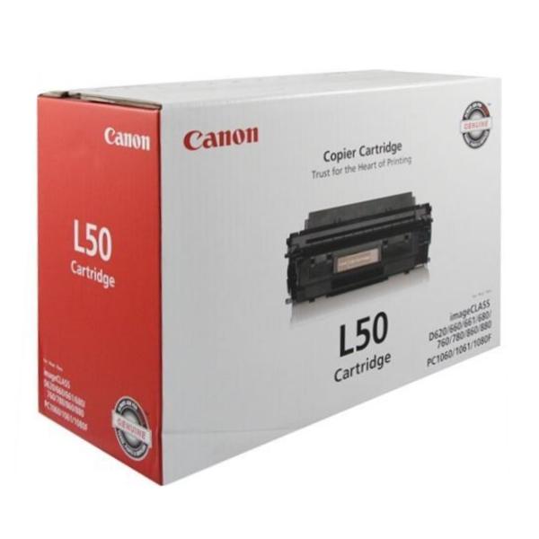 6812A001AA | Canon L50 | Original Canon Toner Cartridge - Black
