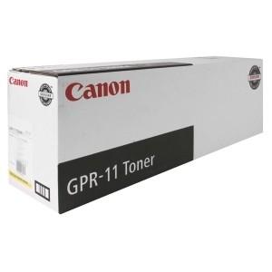 Original Canon GPR-11 7626A001AA Yellow Laser Toner Cartridge