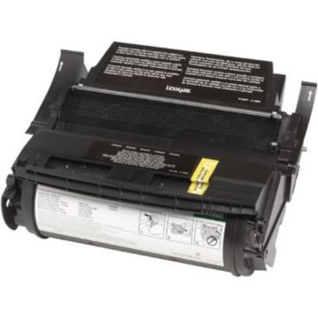 Original Lexmark 12A6860 *RP Laser Toner Cartridge  Black