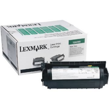 Original Lexmark 12A6865 *RP High-Yield Laser Toner Cartridge