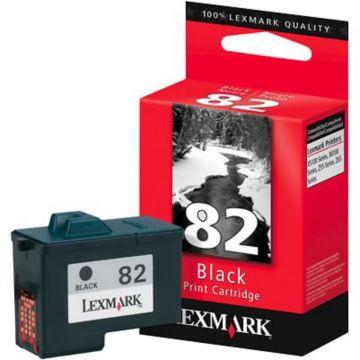 Original Lexmark #82 18L0032 Standard-Yield Inkjet Cartridge  Black
