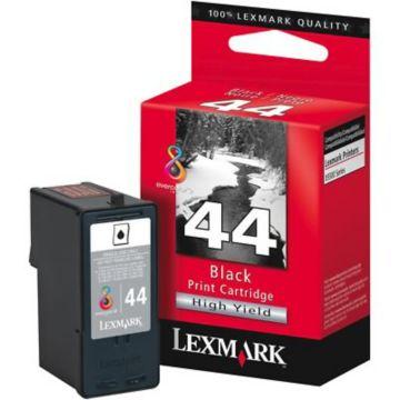 Original Lexmark #44XL 18Y0144 High-Yield Inkjet Cartridge  Black
