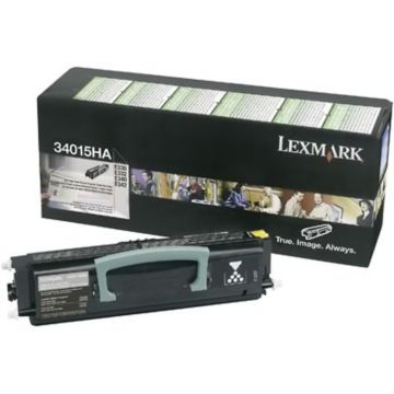 Original Lexmark 34015HA *RP Toner Cartridge  Black