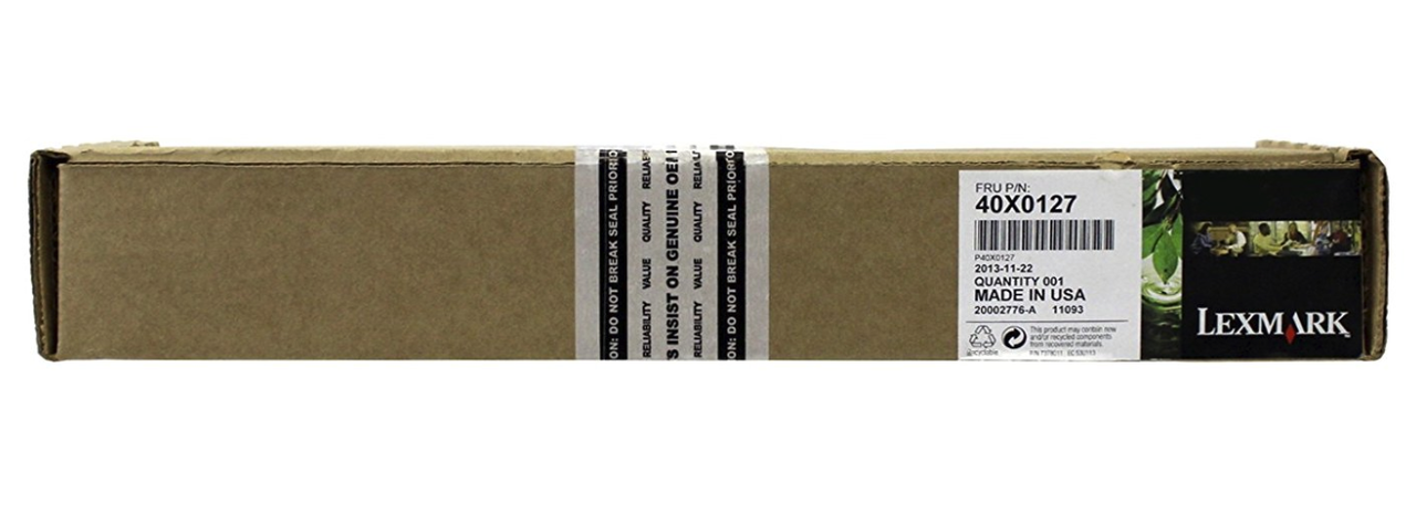 Original Lexmark 40X0127 T64x Svc Roll 2x