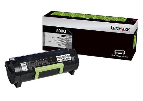 Original Lexmark 50F000G Unison 501 Return Program Toner Cartridge