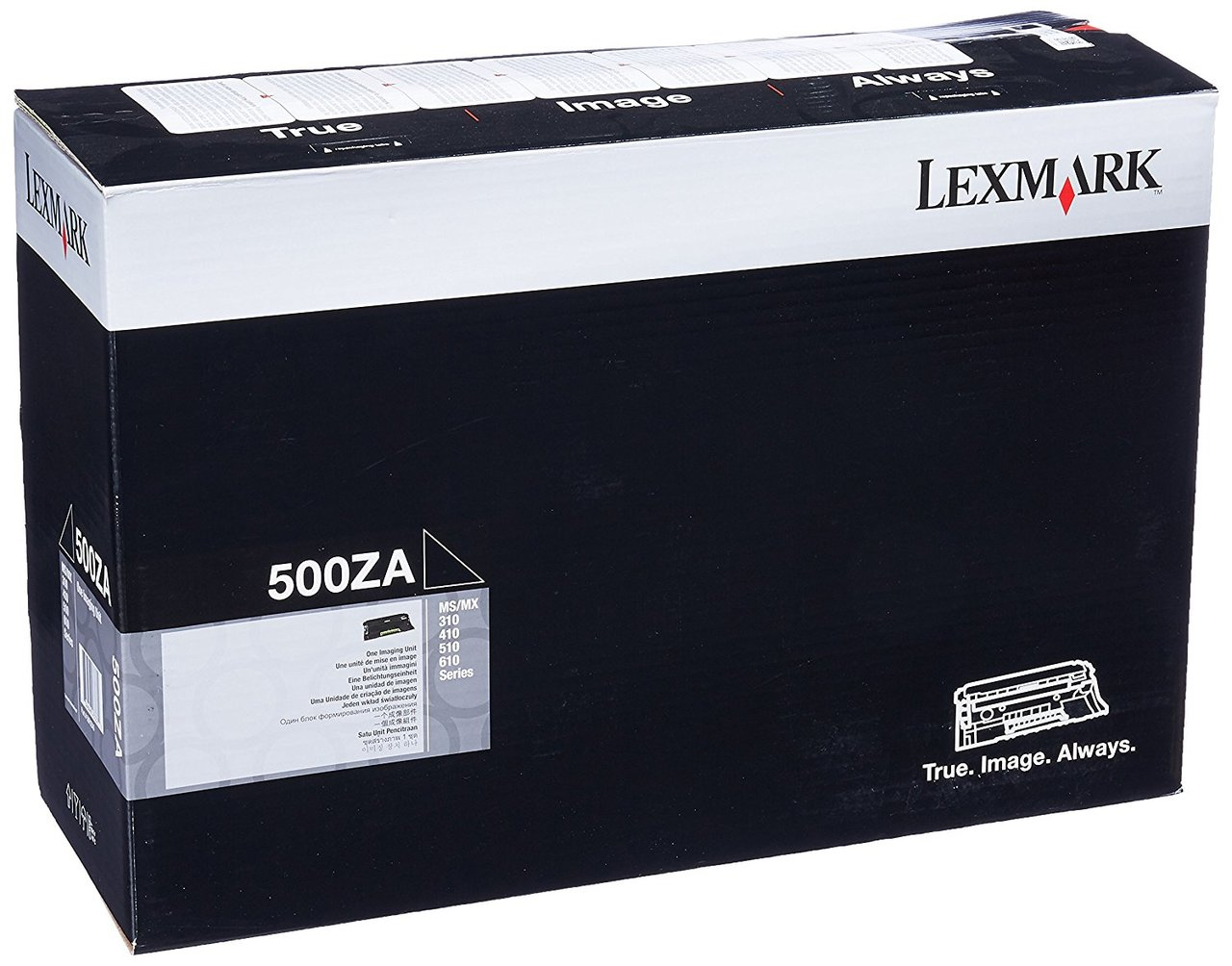 50F0ZA0 | Original Lexmark Imaging Unit – Black