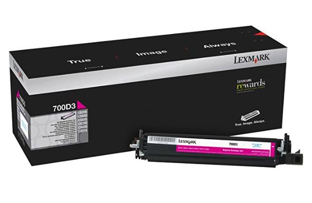 Original Lexmark 70C0D30 700d3 Mgt Developer Unit Unison