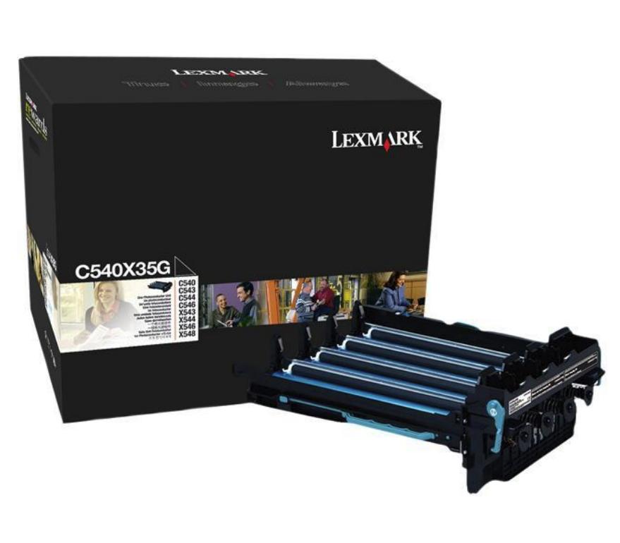 Original Lexmark C540X35G C54x Photoconductor