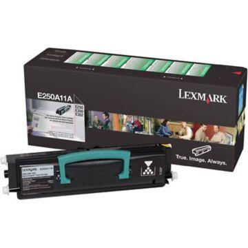 Original Lexmark E250A11A *RP Toner Cartridge  Black