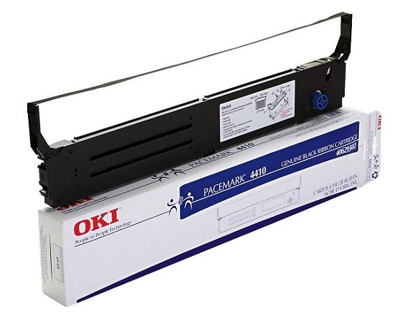 40629302 | Original Okidata 4410n Pacemark Ribbon - Black