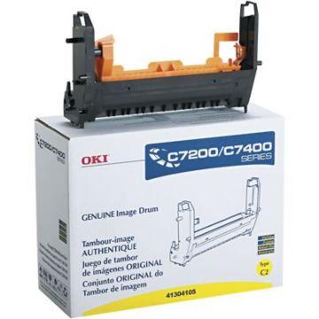 Original OKI 41304105 Laser Drum  Yellow