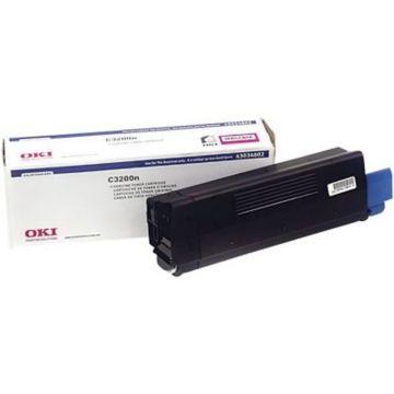 Original OKI 43034802 Magenta Laser Toner Cartridge