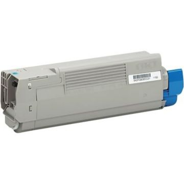 Original OKI 43865719 Laser Toner Cartridge for C6150  Cyan