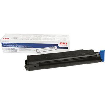 Original OKI 43979201 High-Yield Laser Toner Cartridge  Black