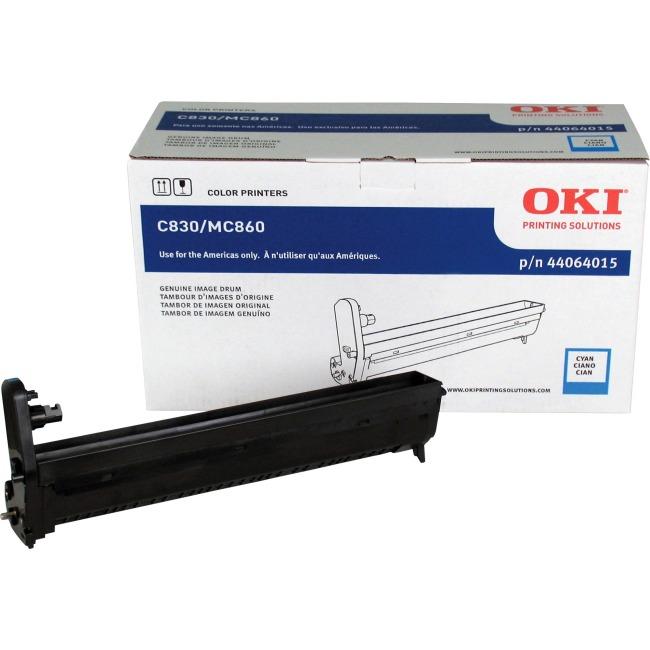 44064015 | Original Okidata C14 Drum - Cyan