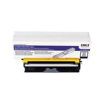 Original OKI 44250716 High-Capacity Laser Toner Cartridge  Black