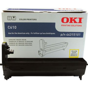 Original OKI 44315101 Laser Drum Cartridge  Yellow