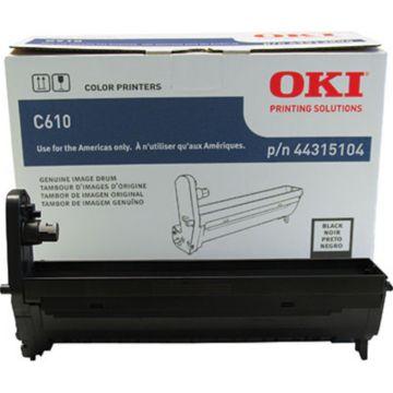 Original OKI 44315104 Laser Drum Cartridge  Black