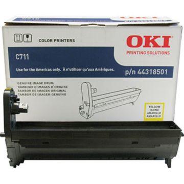 Original OKI 44318501 Laser Drum Cartridge  Yellow