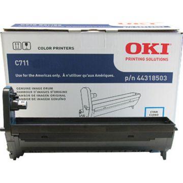 Original OKI 44318503 Laser Drum Cartridge  Cyan