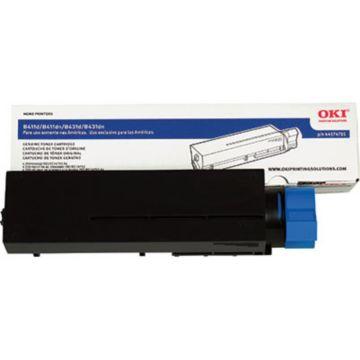 Original OKI 44574701 Laser Toner Cartridge  Black