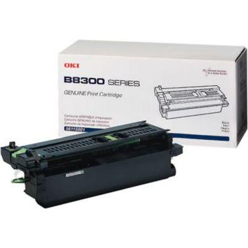 Original OKI 56115001 Toner Cartridge for Okidata B8300N  Black