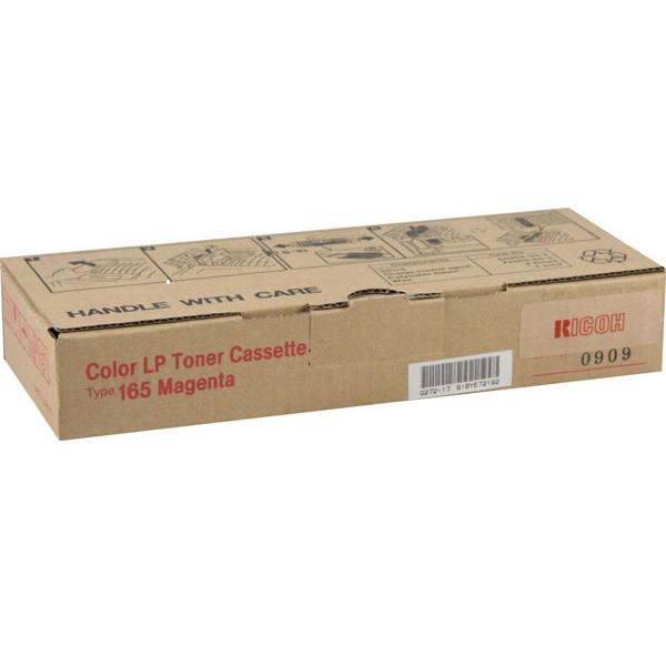 Original Ricoh 402554 Laser Toner Cartridge Type 165 for CL3500N  Magenta
