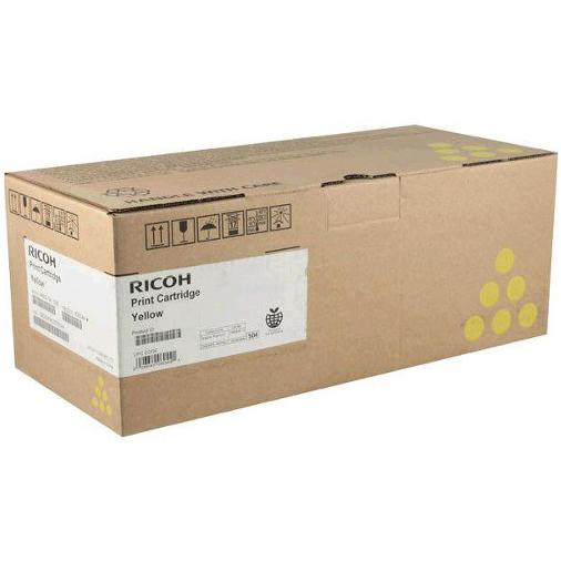406044 | Original Ricoh Toner Cartridge - Yellow