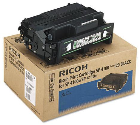 Original Ricoh Sp 4100n/4110n Black