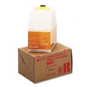 888444 | Original Ricoh Toner Cartridge - Yellow