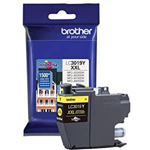 LC-3019 | Original Brother Ink Cartridge – Yellow