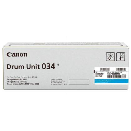 9457B001 | Canon 034 | Original Canon Toner Cartridge – Cyan