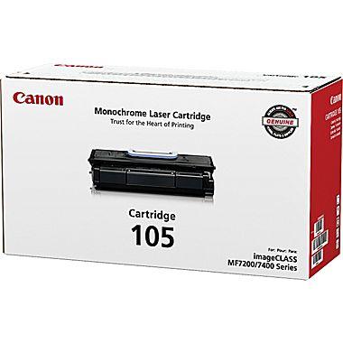 0265B001AA   Canon 105   Original Canon Toner Cartridge - Black