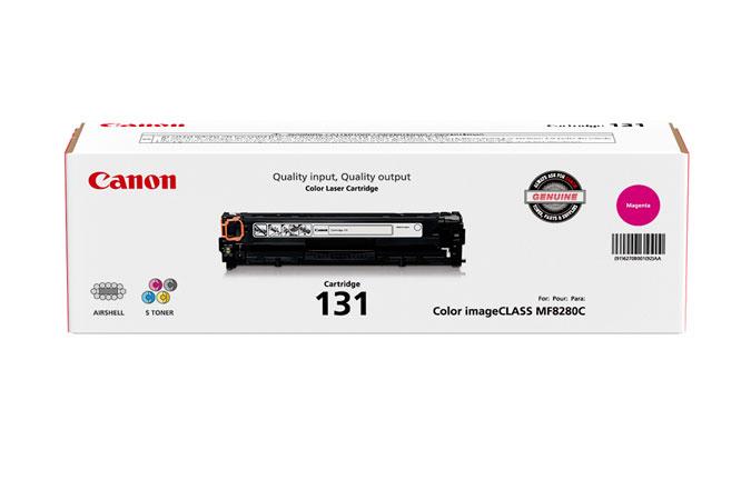 6270B001 | Canon 131 | Original Canon Laser Cartridge - Magenta