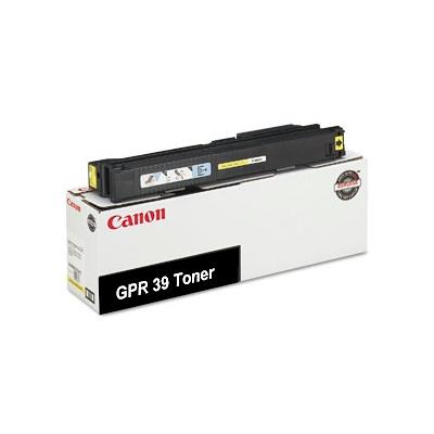 2787B003AA | Canon GPR-39 | Original Canon Laser Toner Cartridge - Black