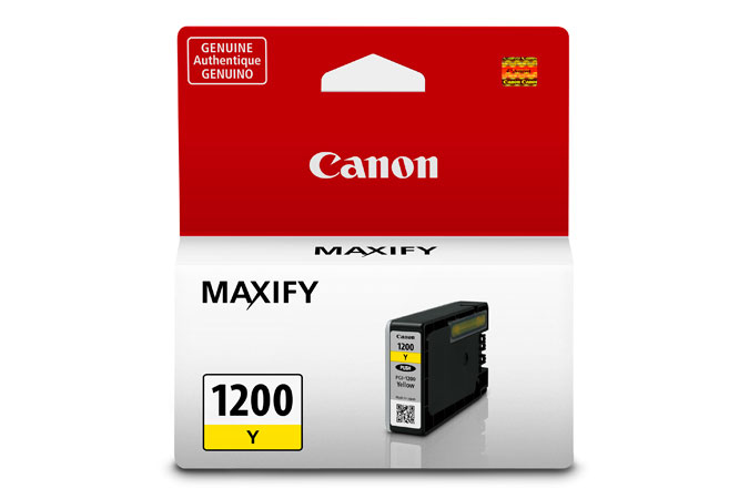 9234B001 | Canon PGI-1200 | Original Canon Ink Cartridge – Yellow