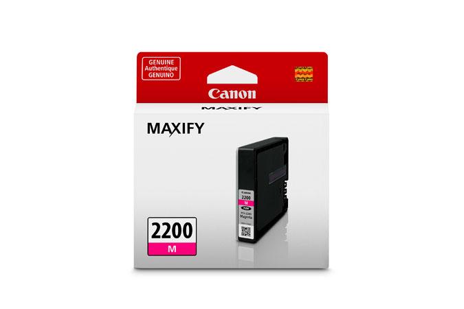 9305B001 | Canon PGI-2200 | Original Canon Ink Cartridge – Magenta