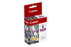 4707A003 | Canon BCI-6 | Original Canon Ink Cartridge - Magenta