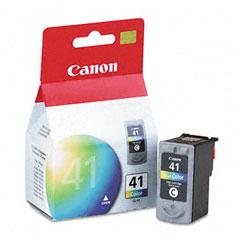 0617B002   Canon CL-41   Original Canon Color Color Ink Cartridge - Tri-Color
