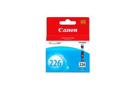 4547B005   Canon CLI-226   Original Canon Ink Cartridge - Cyan