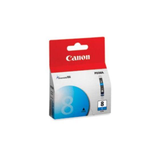 0621B002   Canon CLI-8   Original Canon Ink Cartridge - Cyan