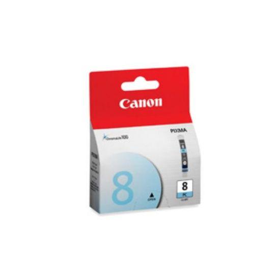 0624B002   Canon CLI-8   Original Canon Ink Cartridge - Cyan