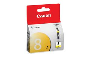 0623B002 | Canon CLI-8 | Original Canon Ink Cartridge - Yellow