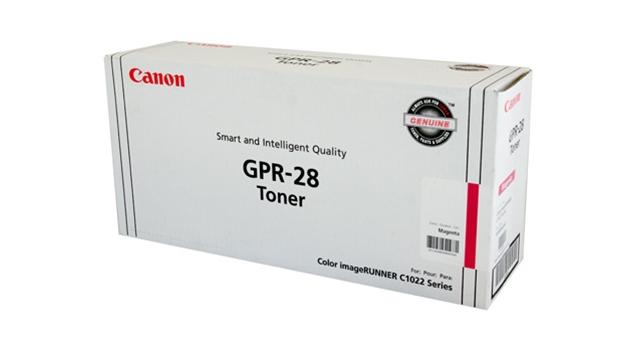 1658B004 | Canon GPR-28 | Original Canon Laser Toner Cartridge - Magenta