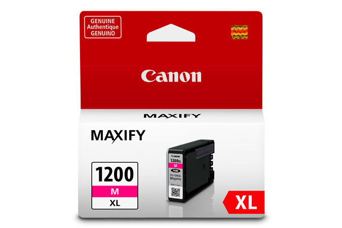 9197B001 | Canon PGI-1200 | Original Canon High-Yield Ink Cartridge – Magenta