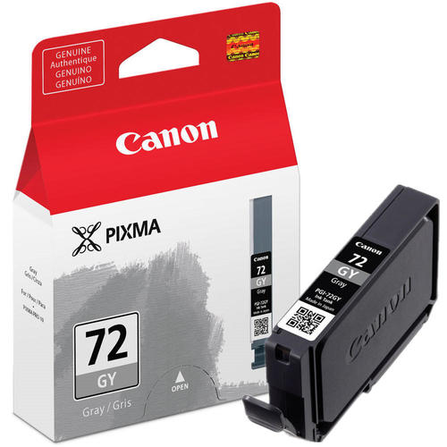 6409B002 | Canon PGI-72 | Original Canon Inkjet Cartridge - Photo Gray