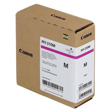 2361C001 | Canon PFI-310 | Original Canon Ink Cartridge - Magenta