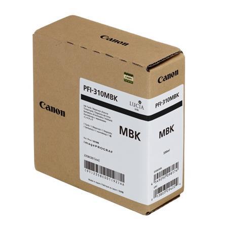 2358C001 | Canon PFI-310 | Original Canon Ink Cartridge - Matte Black
