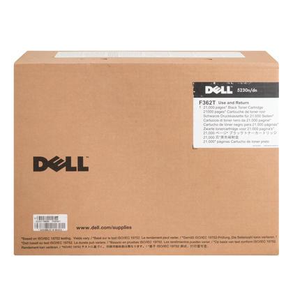F362T   Original Dell Toner Cartridge - Black